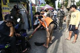 Jelang Pengumuman PSBB Jakarta, Ramai Tagar Dukung…