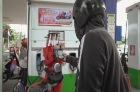 Hore..! Pertamina Jual Pertalite Rp6.450 per Liter…