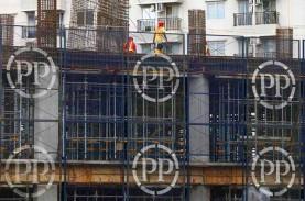 PTPP Mulai Bangun Apartemen Bernilai Kontrak Rp1,29…