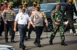 PSBB Jakarta, Mulai Hari Ini Polisi Gelar Operasi Yustisi