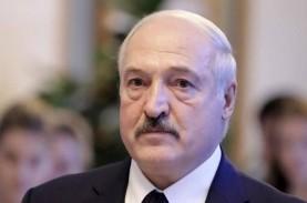 Sedikitnya 100 Ribu Warga Kepung Rumah Presiden Belarusia…