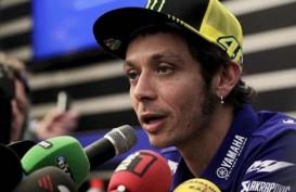 Rossi Tetap Bangga Meski Diasapi Morbidelli dan Bagnaia