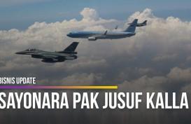 2 Jet F-16 Patroli di Perbatasan NTT, Usir Pesawat Penyusup