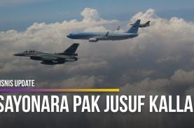 2 Jet F-16 Patroli di Perbatasan NTT, Usir Pesawat…