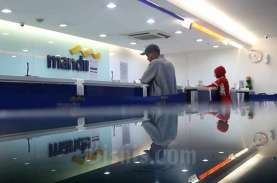PSBB Jakarta, Bank Mandiri Sesuaikan Operasional Kantor…
