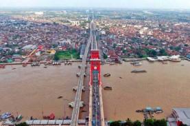 Palembang—Lampung Tersambung Tol, Boleh Nih, Bikin…