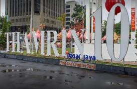PSBB Jakarta, Pusat Kuliner Thamrin 10 Tetap Buka