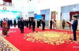 Presiden Jokowi Melantik 20 Duta Besar RI, Ini Daftarnya