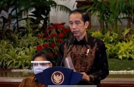 Jokowi: Awas, Kasus Aktif dan Tingkat Kematian Corona RI di Atas Rata-rata Dunia