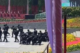 Heboh Pasukan Rajawali BIN, Syarief Hasan: Payung…