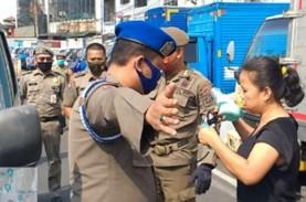 PSBB Jakarta, Jumlah Personil Operasi Yustisi Ditentukan…