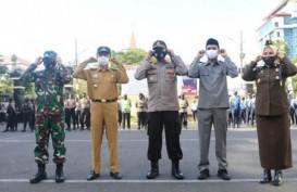 Penegakan Protokol Covid-19, Makassar Mulai Jalankan Operasi Yustisi