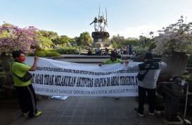Denpasar Tutup Lapangan Lumintang, Taman Kota, dan Lapangan Puputan Badung