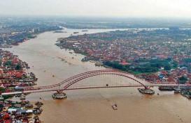 Refocussing Dana, Restorasi Sungai Sekanak-Lambidaro Diundur