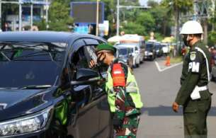 Warga Jakarta Diimbau tak Piknik ke Jabar Selama PSBB