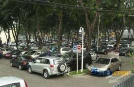 PSBB di Jakarta Ancam Bisnis Perparkiran Gulung Tikar