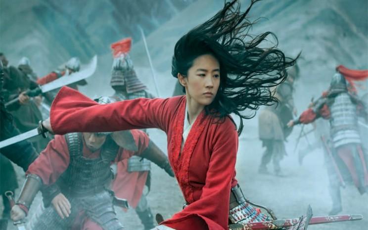 Cuplikan film Mulan