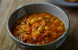 Ini Resep Sup Tomat Sehat ala Agradaya