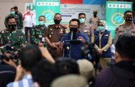 Besok, Ridwan Kamil Cek Kesiapan Faskes di Bandung dan Depok
