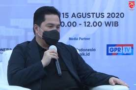 Rapat dengan DPR, Erick Thohir Beberkan Data Soal…