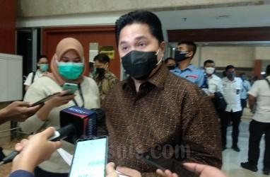 Usul PMN 2021 Rp37,18 Triliun, Erick Thohir Dapat Dukungan DPR