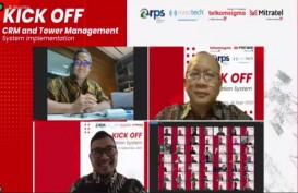 Tingkarkan Kinerja Perusahaan, Mitratel Kembangkan System Digital Terpadu