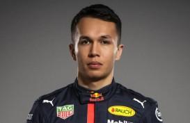 Alex Albon Jadi Pebalap Thailand Pertama Cicipi Podium F1