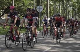 Pesepeda di Tol Jagorawi Terancam Pidana dan Denda