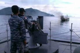 Kapal China di Laut Natuna Utara, Bakamla Terus Pasang…