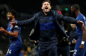 Chelsea Menang 3-1, Lampard Puji Reece dan Duo Jerman