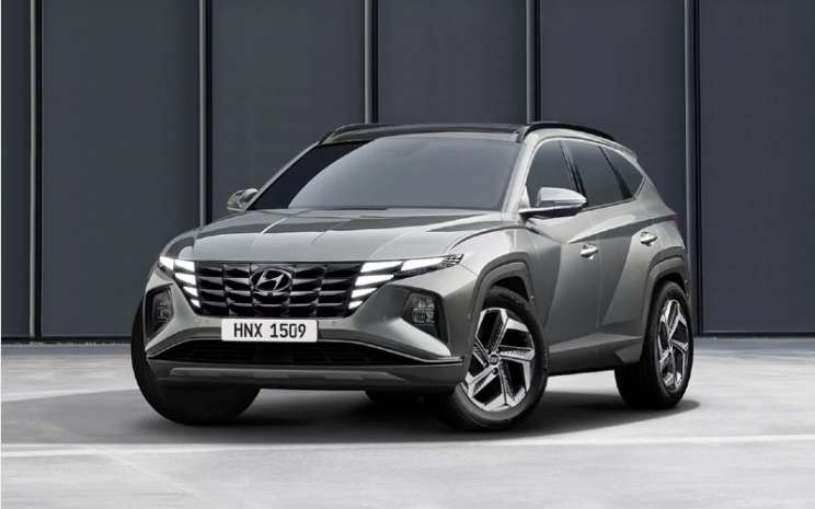 Tucson baru mulai dijual di Korea pada September sebagai model 2021. Ini akan mulai dijual di AS dan pasar global lainnya sebagai model 2022 yang dimulai dari paruh pertama 2021.  - Hyundai