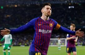 Kalahkan Ronaldo, Messi Jadi Pesepak Bola Paling Tajir Sejagat