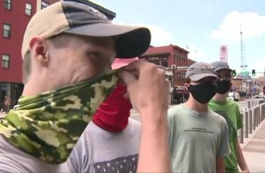 Peneliti: Buff Sama Buruknya Dengan Tidak Pakai Masker