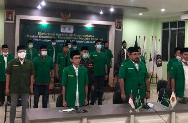 Presiden Jokowi Akan Hadiri Konbes GP Ansor di Minahasa Secara Virtual