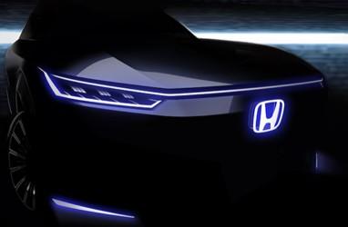 China Auto 2020, Honda Siap Unjuk Konsep Mobil Listrik dan CR-V PHEV