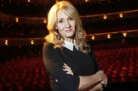 Tagar RIP JK Rowling Trending di Twitter Usai Novel…