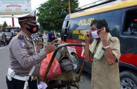 NTB Berlakukan Denda bagi Masyarakat Tidak Memakai Masker