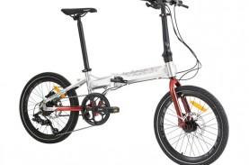 Sepeda Lipat Murah Harga Tiga Jutaan, Police Bisa…