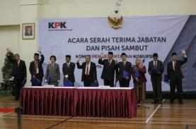 Tiga Anggota Dewan Pengawas KPK Jalani Tes Swab
