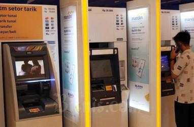 Bank Mandiri Perkuat Lini Digital, Transaksi Capai Rp129,6 Triliun