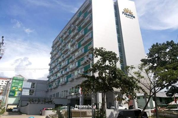 Pesonna Hotel Makassar -
