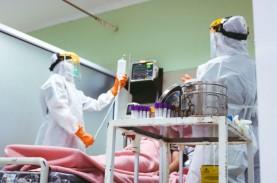 48 Perawat Gugur Hadapi Covid-19, Menkes: Paling Banyak…