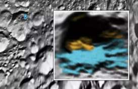 Ahli Sebut Ada Pangkalan Alien Seluas 62 Mil di Saturnus