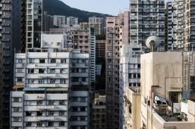 Harga Terjun Bebas, Investor di Hong Kong Mulai Lepas…