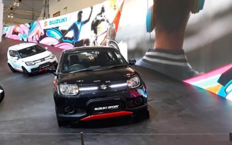 Suzuki Ignis Sport.  - Bisnis.com