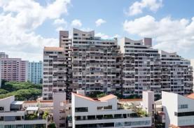 Penjualan Rumah Baru di Singapura Terus Naik 4 Bulan…
