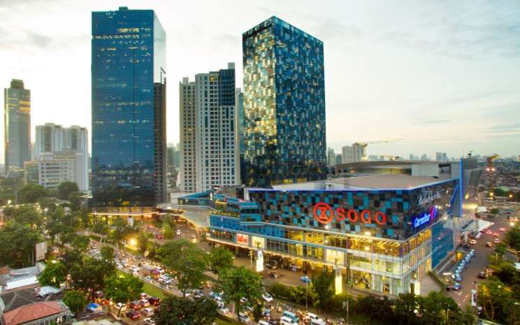 Mal Kota Kasablanka, salah satu pusat perbelanjaan yang dimiliki PT Pakuwon Jati Tbk. - pakuwonjati.com