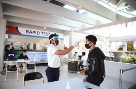 Biaya Rapid Test di 8 Bandara Angkasa Pura I Turun…