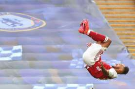 Arsenal Resmi Perpanjang Kontrak Kapten Aubameyang…