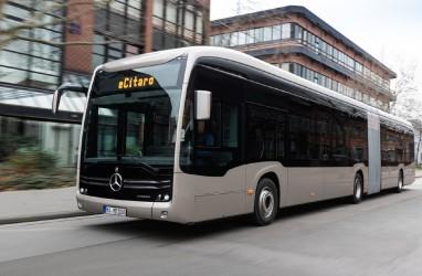 Mercedes-Benz eCitaro G, Bus Gandeng Listrik Baterai Padat Inovatif